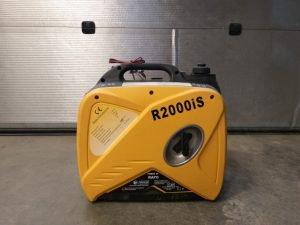 Generaattori 1,6 kw – 2 kw