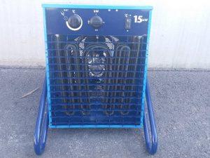 Lämmitin sähkö 15 kw
