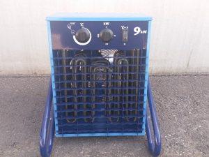 Lämmitin sähkö 9 kw