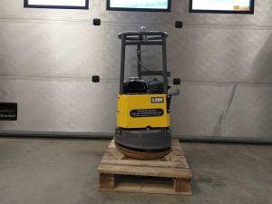 Maantiivistin polttomoottori 50 kg – 150 kg