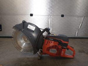 Timanttisaha polttomoottori / 400mm