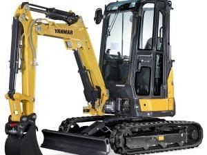 Kaivinkone 2,5 tn – 3,5 tn, pyörittäjä, kiinnike S40